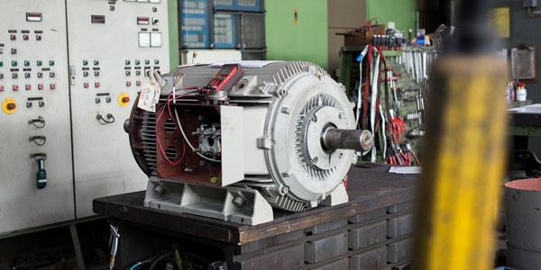 Goormann Automation Motor