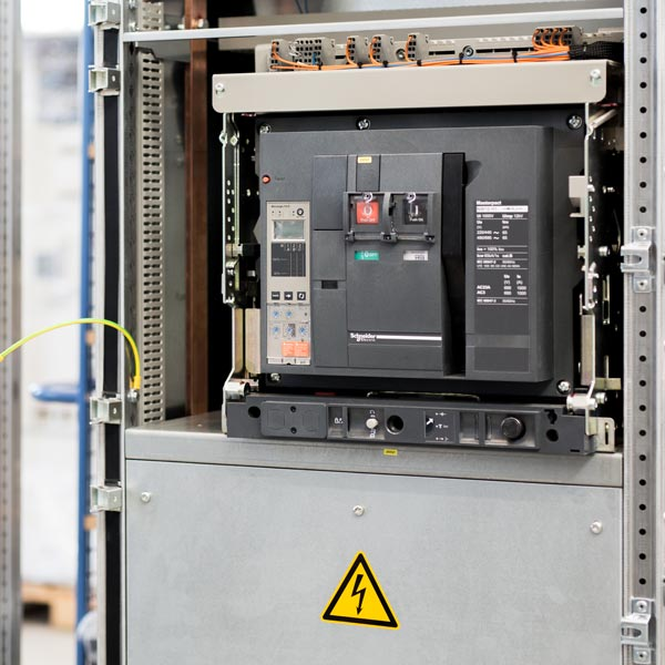 Goormann Automation Elektronik Schaltschrank