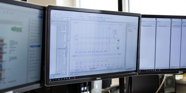 Goormann Automation Computer Monitor
