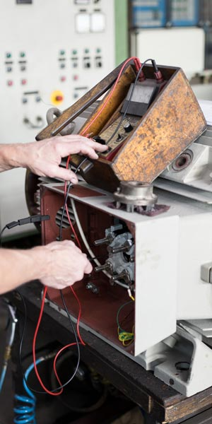Goormann Automation Elektronik Motor