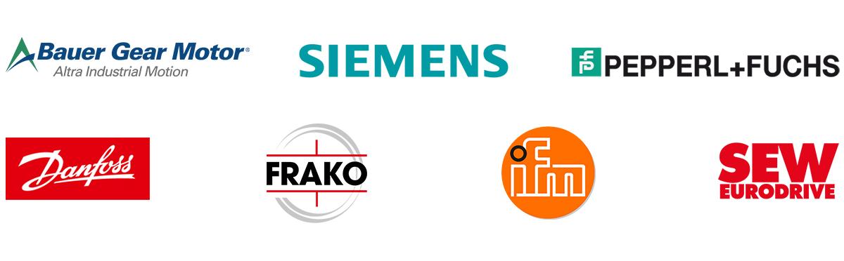Lieferanten Logos