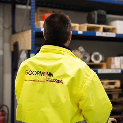 Mitarbeiter Goormann Automation